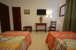 Hotel Valencia, Szállodák  Las Palmas de Gran Canaria - big - 11