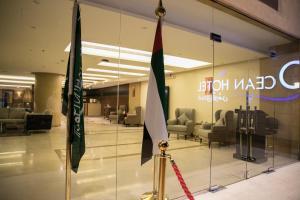Ocean Hotel Jeddah, Hotel  Gedda - big - 36
