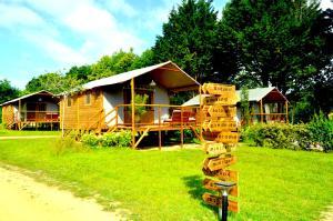 Location gîte, chambres d'hotes Glamping Terre & Mer dans le département Côtes d'Armor 22