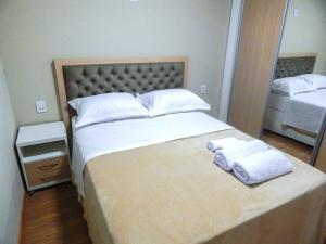 Residenciais Lovatto Gramado, Apartments  Gramado - big - 4