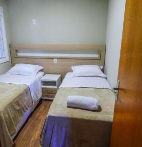 Residenciais Lovatto Gramado, Apartments  Gramado - big - 11