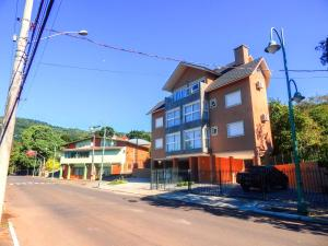 Residenciais Lovatto Gramado, Apartments  Gramado - big - 9