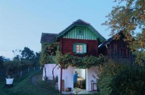 Gasthof Hotel Zum Weinberg, Vendégházak  Gyepűfüzes - big - 3