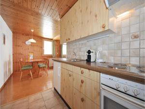 Saashorn, Ferienwohnungen  Oberwald - big - 11