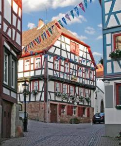 """Hotel und Restaurant """"Zum Löwen"""" - Horbach"""