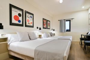 Hotel El Call, Отели  Барселона - big - 27