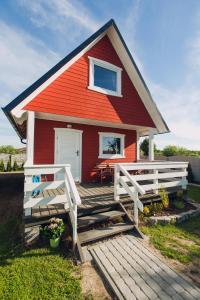 Domki Letniskowe Skandynawia