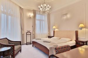 4 stern hotel Sun Palace Spa & Wellness Marienbad Tschechien