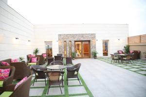Ocean Hotel Jeddah, Hotel  Gedda - big - 35
