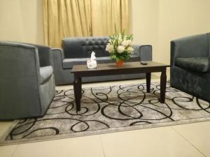 Al Raha Rotana Hotel Apartments, Residence  Khamis Mushayt - big - 4