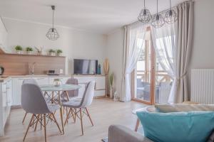 Apartamenty Sun & Snow Rezydencja Park, Appartamenti  Mielno - big - 100