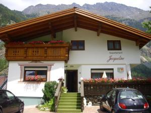 Pension Appartement Jacqueline