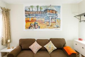 Apartamento AZAHARES de Cadiz, Апартаменты  Кадис - big - 1