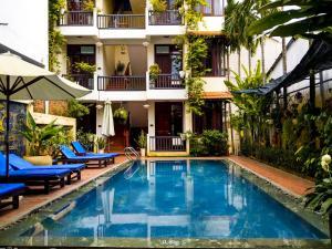 Riverside Oasis Villa - Hoi An