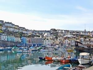 Rockhopper Cottage, Case vacanze  Brixham - big - 10