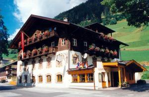Penzion Pension Kröll Sankt Jakob in Defereggen Rakousko