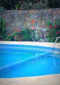 VELINN Caravela Hotel Santa Tereza, Отели  Ильябела - big - 66
