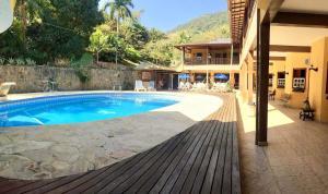 VELINN Caravela Hotel Santa Tereza, Отели  Ильябела - big - 65