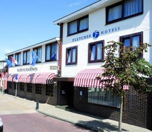 Fletcher Badhotel Noordwijk, Hotels  Noordwijk aan Zee - big - 1