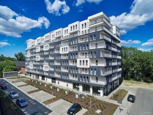 Apartament Dmowskiego Kępa Mieszczańska