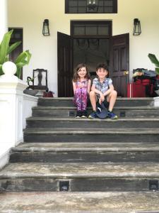 Thompson Manor (A Luxury Villa in Galle), Vily  Gálla - big - 34