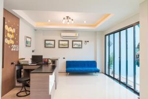 The Phu View at Aonang, Отели  Ао Нанг Бич - big - 46