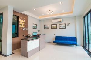 The Phu View at Aonang, Отели  Ао Нанг Бич - big - 44