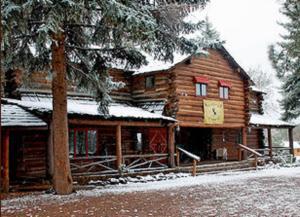 Lumbermen's Village, Priváty  Pinetop-Lakeside - big - 29