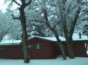 Lumbermen's Village, Priváty  Pinetop-Lakeside - big - 27