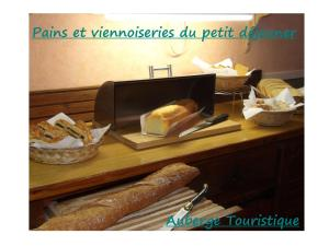 Chambres et Tables d'hôtes à l'Auberge Touristique, Bed and breakfasts - Meuvaines