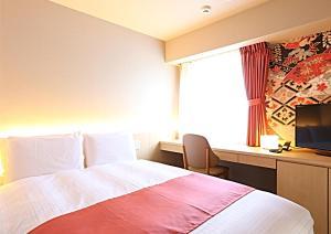 Hotel Wing International Premium Kanazawa Ekimae, Gazdaságos szállodák  Kanazava - big - 4