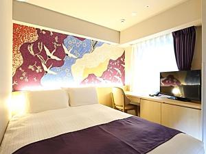 Hotel Wing International Premium Kanazawa Ekimae, Gazdaságos szállodák  Kanazava - big - 5