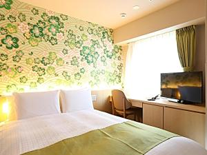 Hotel Wing International Premium Kanazawa Ekimae, Gazdaságos szállodák  Kanazava - big - 6