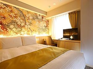 Hotel Wing International Premium Kanazawa Ekimae, Gazdaságos szállodák  Kanazava - big - 2