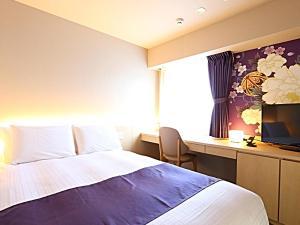 Hotel Wing International Premium Kanazawa Ekimae, Gazdaságos szállodák  Kanazava - big - 7