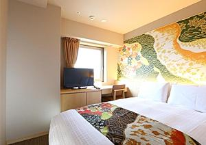 Hotel Wing International Premium Kanazawa Ekimae, Gazdaságos szállodák  Kanazava - big - 219
