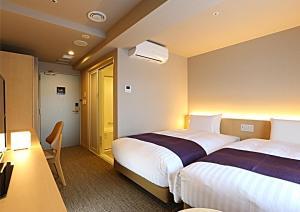 Hotel Wing International Premium Kanazawa Ekimae, Gazdaságos szállodák  Kanazava - big - 211