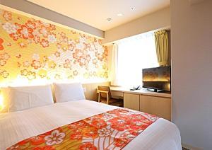 Hotel Wing International Premium Kanazawa Ekimae, Gazdaságos szállodák  Kanazava - big - 218