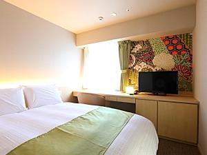 Hotel Wing International Premium Kanazawa Ekimae, Gazdaságos szállodák  Kanazava - big - 8