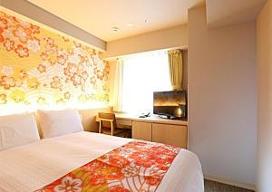 Hotel Wing International Premium Kanazawa Ekimae, Gazdaságos szállodák  Kanazava - big - 217