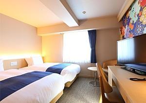 Hotel Wing International Premium Kanazawa Ekimae, Gazdaságos szállodák  Kanazava - big - 212