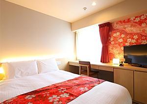 Hotel Wing International Premium Kanazawa Ekimae, Gazdaságos szállodák  Kanazava - big - 216