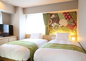 Hotel Wing International Premium Kanazawa Ekimae, Gazdaságos szállodák  Kanazava - big - 208