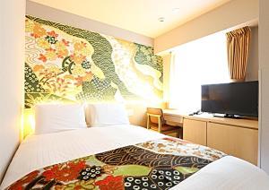 Hotel Wing International Premium Kanazawa Ekimae, Gazdaságos szállodák  Kanazava - big - 214