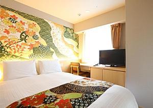 Hotel Wing International Premium Kanazawa Ekimae, Gazdaságos szállodák  Kanazava - big - 215