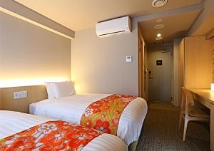 Hotel Wing International Premium Kanazawa Ekimae, Gazdaságos szállodák  Kanazava - big - 205