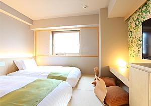 Hotel Wing International Premium Kanazawa Ekimae, Gazdaságos szállodák  Kanazava - big - 199