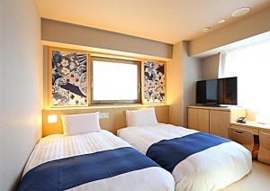 Hotel Wing International Premium Kanazawa Ekimae, Gazdaságos szállodák  Kanazava - big - 201