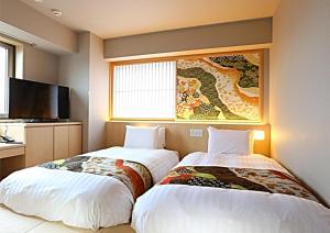 Hotel Wing International Premium Kanazawa Ekimae, Gazdaságos szállodák  Kanazava - big - 192