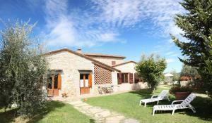 obrázek - Olivo Holiday House con piscina panoramica